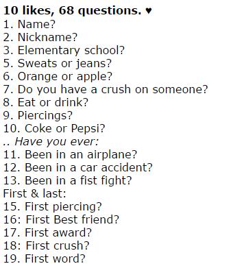 Quiz example