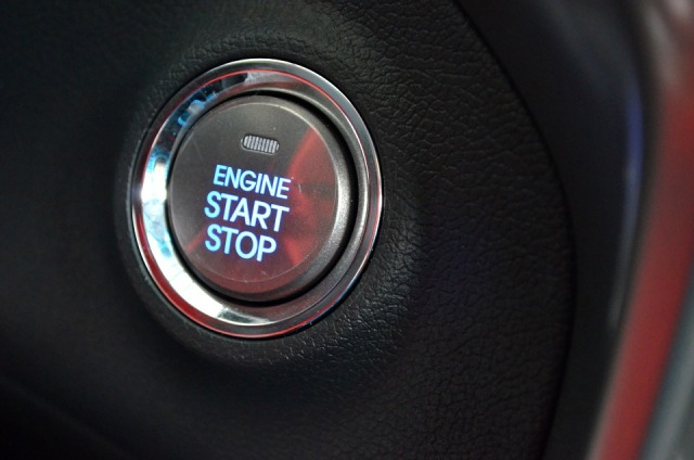 Ignition System Button Push Car Start Keyless